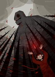 spirit monster by horminum