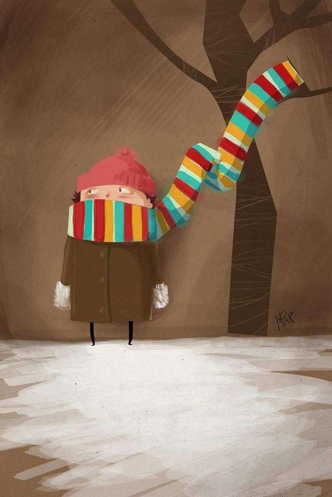 snowGirl by spownja