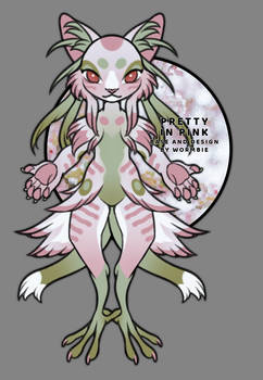 $30 Adopt - Pretty in Pink