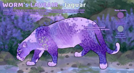 WORM's Laveair - Jaguar