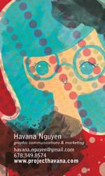My Business Card by Havanachan
