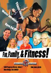 Elite Body Fitness Poster by Havanachan