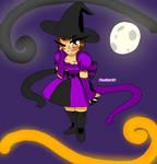 Witch Original Character (Luna)