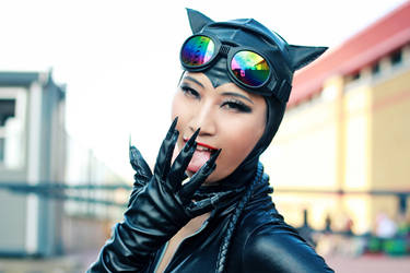 Catwoman by DavidKanePhotography