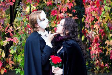 Phantom of the Opera by DavidKanePhotography