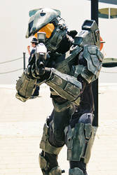 Master Chief by DavidKanePhotography