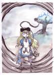 Alice versus Wonderland