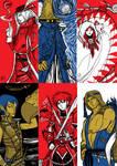Final Fantasy 1 character classes