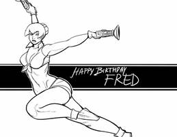 Happy Birthday Fred Perry!