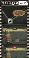 Deathclaw Desu Ga 197 by Drunkfu