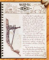 Vault Dwellers Diary page 33 by Drunkfu