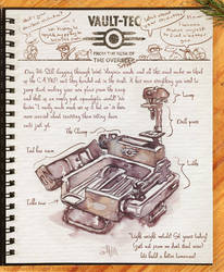Vault Dwellers Diary page 34 by Drunkfu