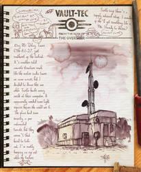 Vault Dwellers Diary page 38 by Drunkfu