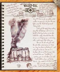 Vault Dwellers Diary page 39 by Drunkfu