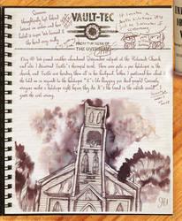 Vault Dwellers Diary page 41 by Drunkfu