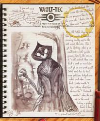 Vault Dweller Journal 43 by Drunkfu