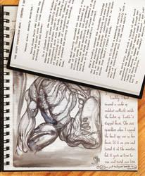 Vault Dweller's Journal day 59 by Drunkfu
