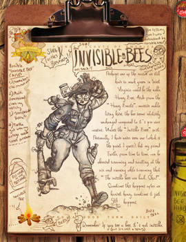 Fallout Bestiary - INVISIBLE BEES