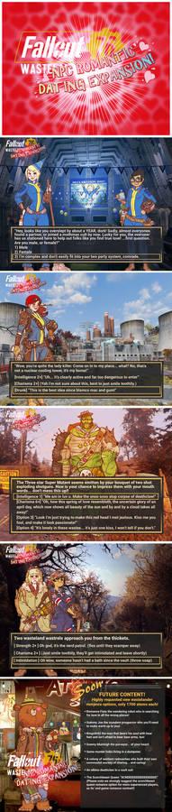 Fallout 76 Wastelanders - NPC DATING EXPANSION!