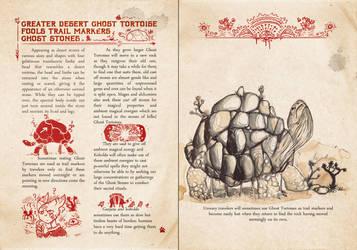 Black Blood of Joshua Bestiary: Ghost Stones