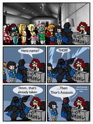 City of Heroes Name comic by Drunkfu