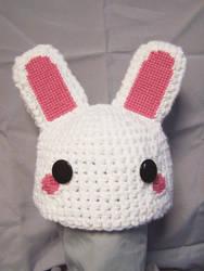 Hat- Bunny? by AmethystaG