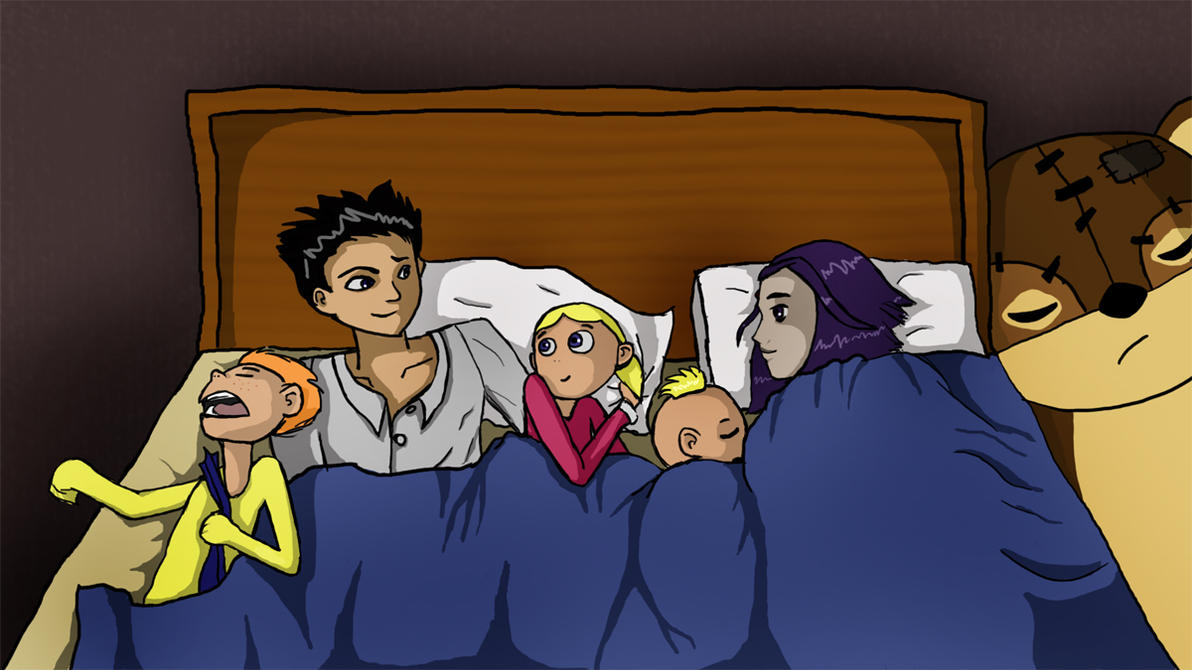 Robin And Starfire Have A Baby Fanfiction