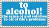 Alcohol by zombieblood-x