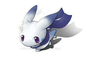 Chibi Misaki by Chiramii-chan