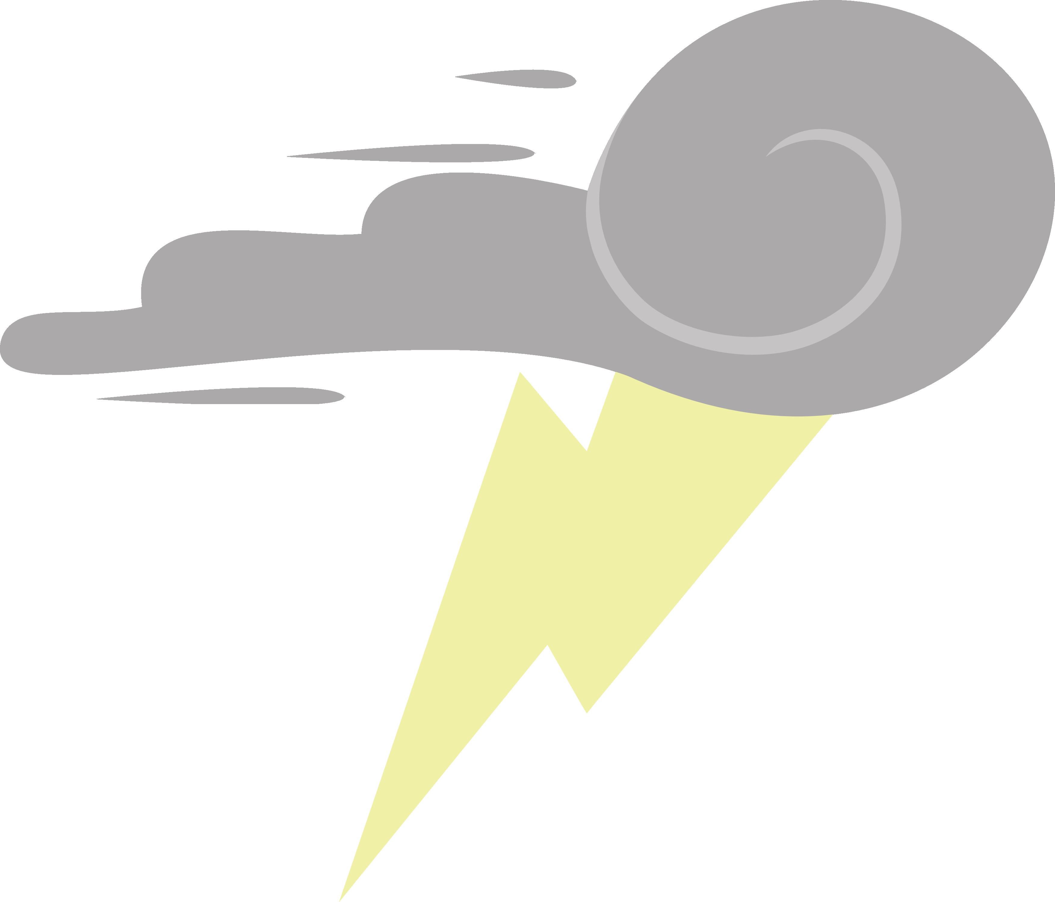 Vector: Thunderlane's cutiemark