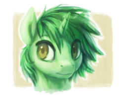 Green again (with timelapse!)