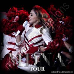 MDNA Tour GMAYL Cover by Mithrandir29