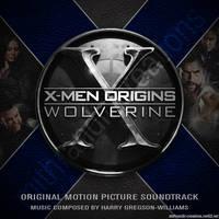 X-Men Origins : Wolverine (OST) Cover