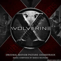 The Wolverine (OST) Cover