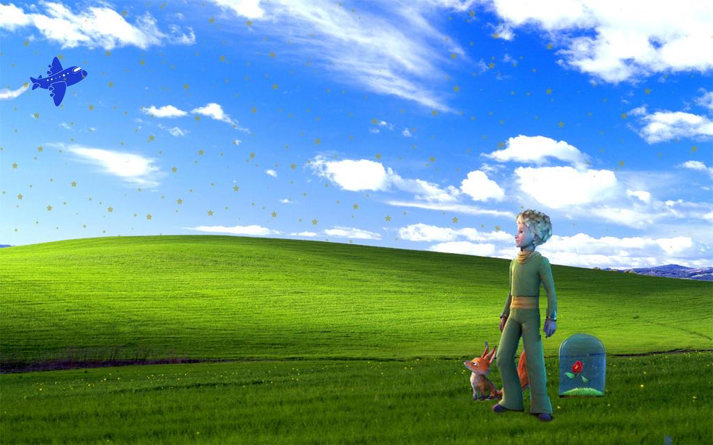 Windows Petit Prince Wallpaper By Titane2 On Deviantart