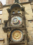 Prague astronomical clock by Hitodenashi23