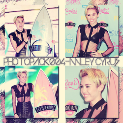 +PHOTOPACK 004//MILEY CYRUS by PhotoshootsSST