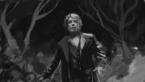 Bilbo in the woods (value exercice)