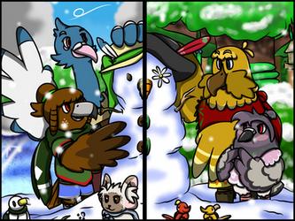[RoTW] - Quest - Snowmen!