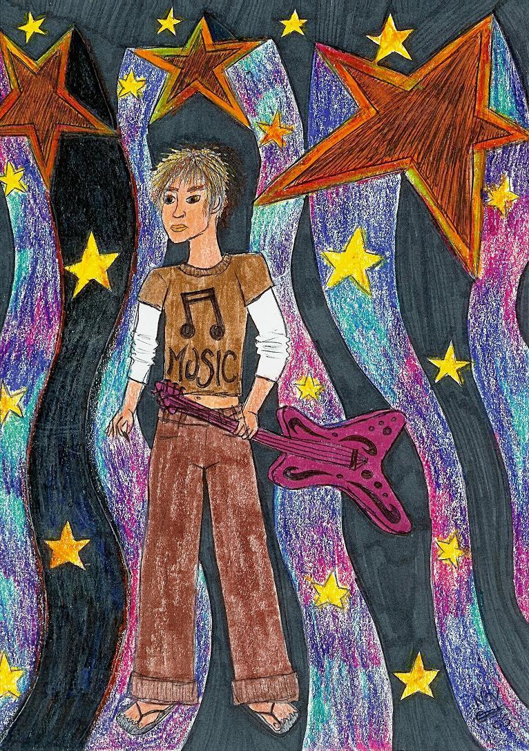 Star Boy by Dracornasus