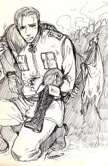 APH-6 Aprile 1945 by CristinaKokoro