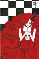 Huntress by black-dead-essence