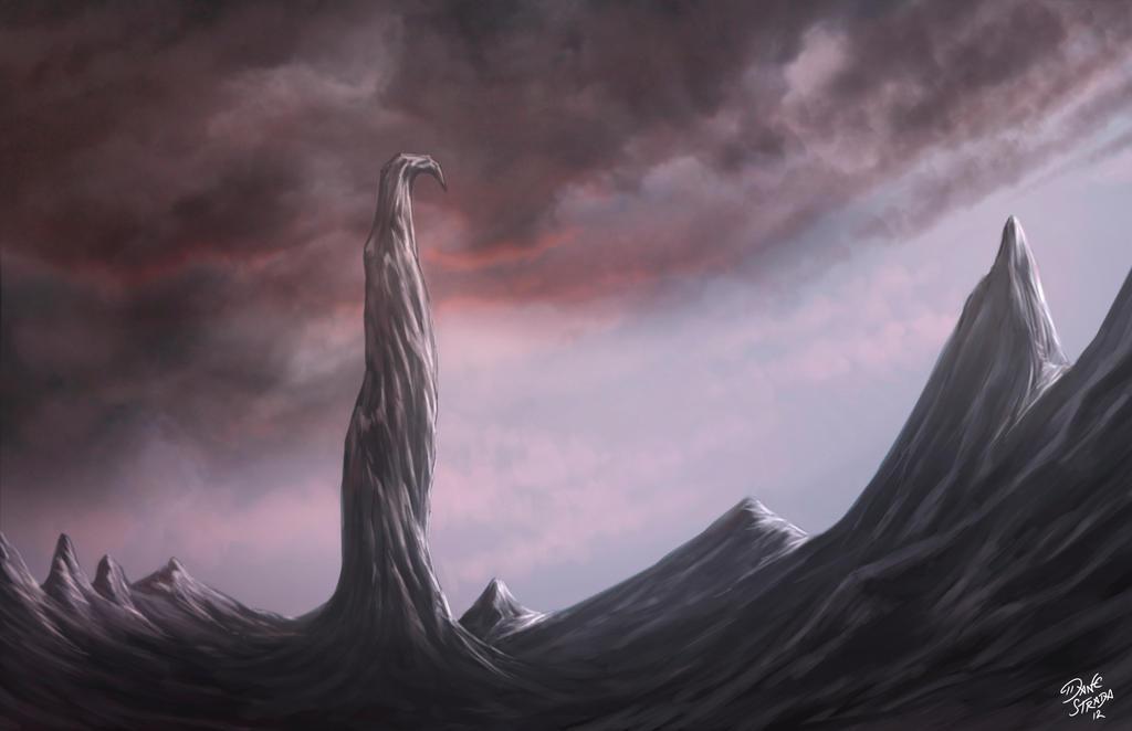 Eagle peak by dorlan
