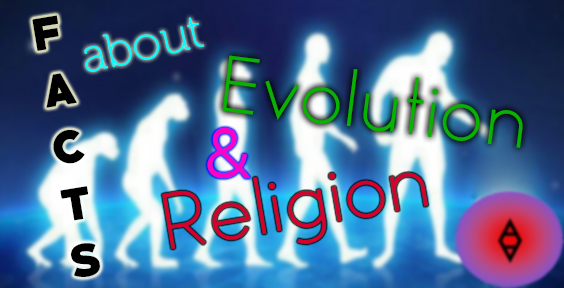 Evolution And Religion by SireVoltz