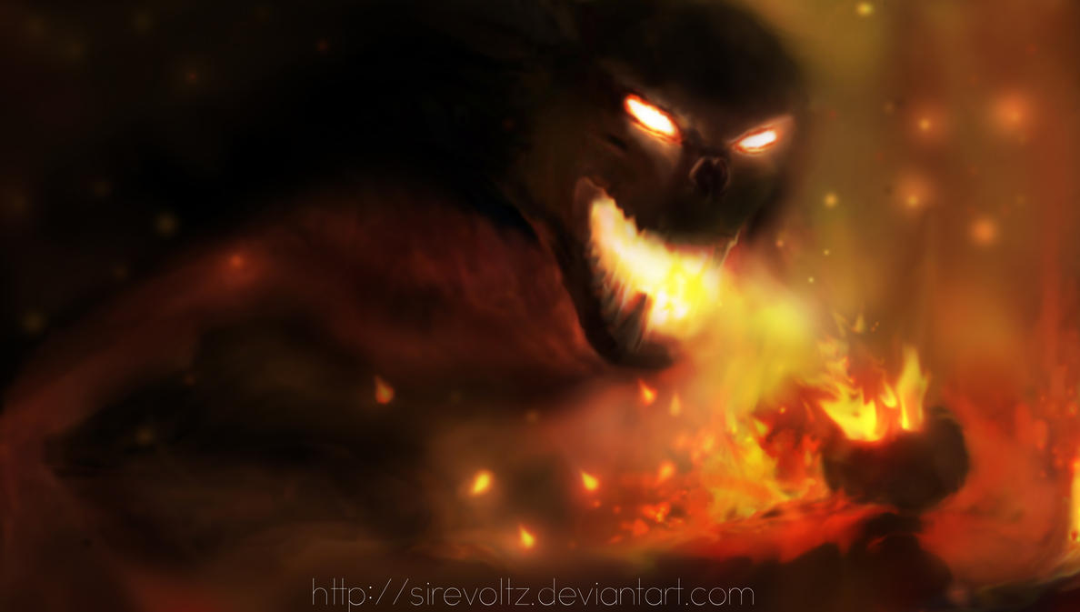 I.. Am.. Anger.. by SireVoltz