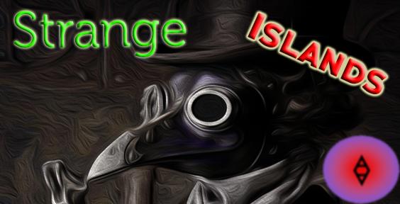 5 Strange Amazing Islands by SireVoltz