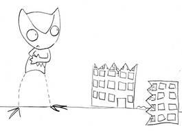 Monster Book sketch by kspudw
