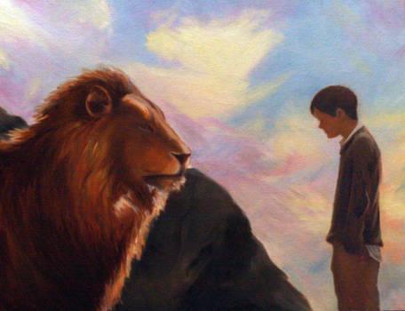 Aslan and Judas
