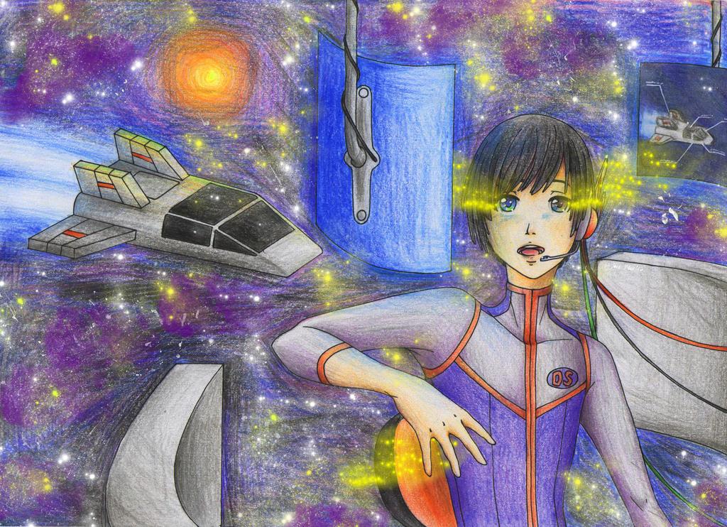 Star Navigator by Jack-Soldier-Blue