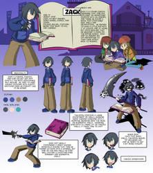Aatr character: Zack